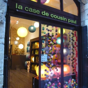 La case de cousin paul d coration d int rieur 36 rue - Luminaire la case de cousin paul ...