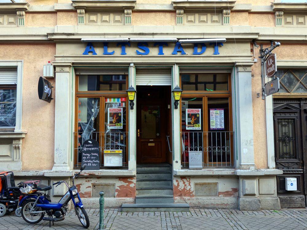 Bistro altstadt pub spitalstr 5 offenburg baden for Offenburg germania