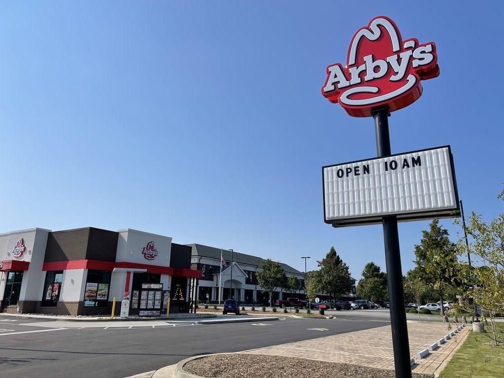 Arbys: 1066 Edgefield Rd, North Augusta, SC