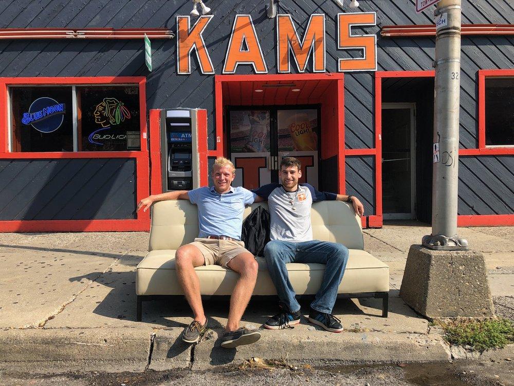 Kam's: 618 E Daniel St, Champaign, IL