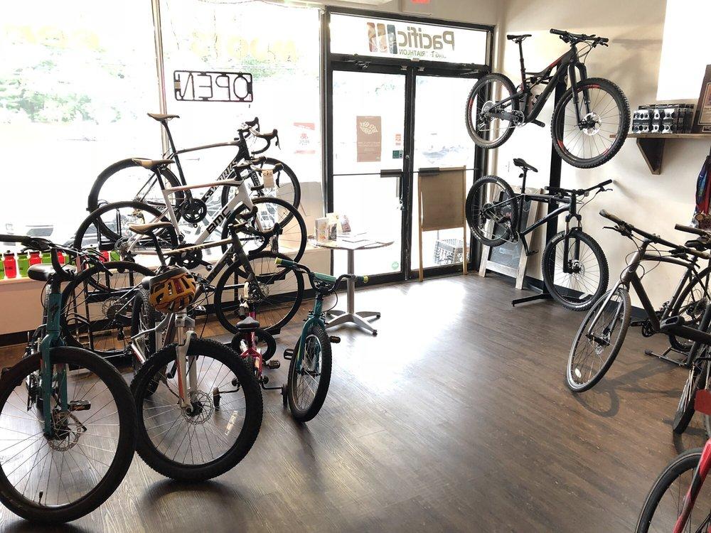 Pacific Cycling & Triathlon: 984 High Ridge Rd, Stamford, CT