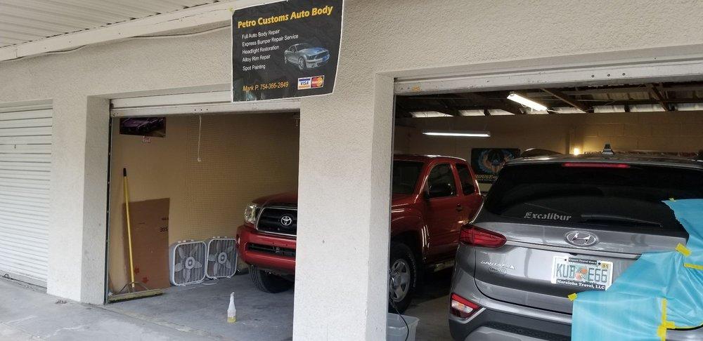 Steve's Auto Body and Paint: 12219 Watterson St, Hudson, FL
