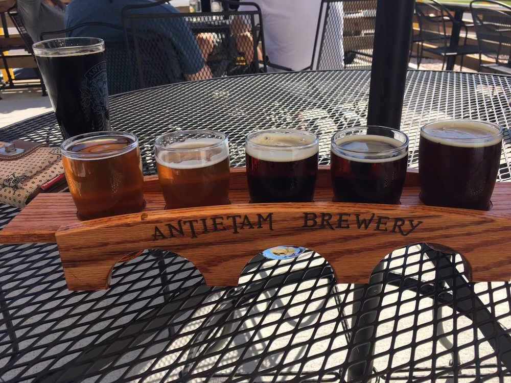Antietam Brewery: 140 Western Maryland Pkwy, Hagerstown, MD