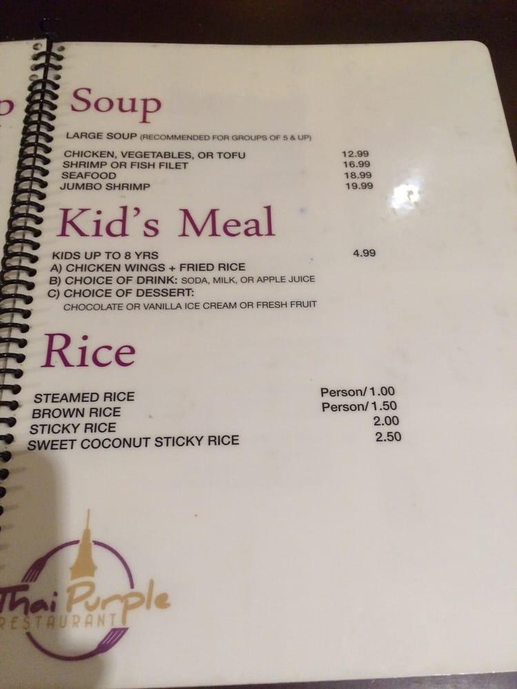 Alhambra Thai Restaurants Yelp