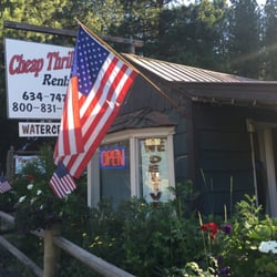 Photo Of Cheap Thrills Rentals   McCall, ID, United States