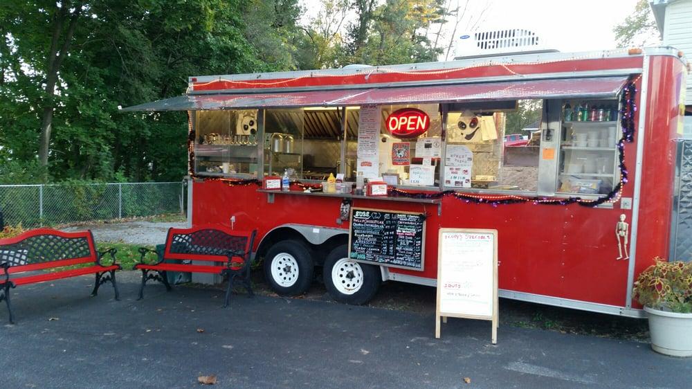 Wolfy's On Wheels: 142 W Maple St, Mount Wolf, PA