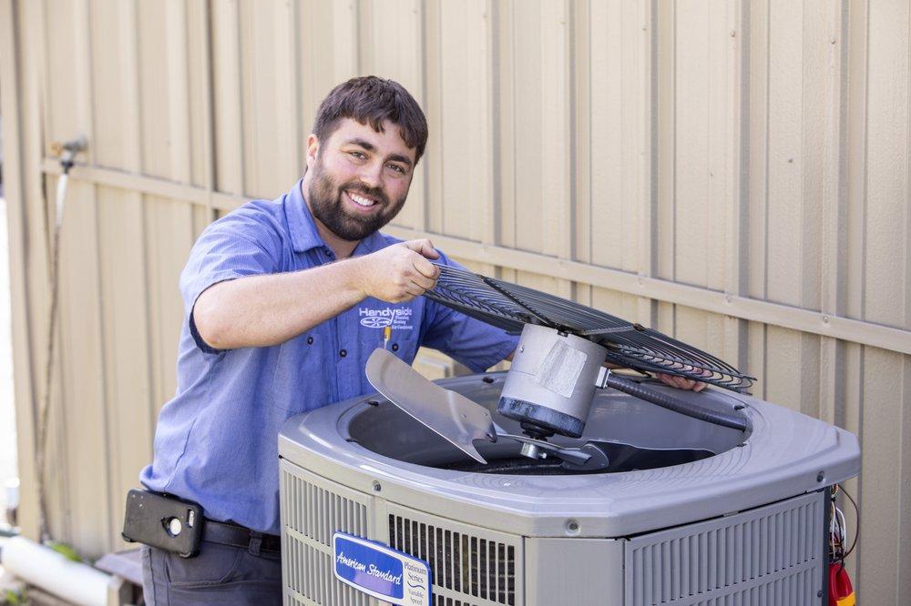 Handyside Plumbing, HVAC & Electrical: 587 Old York Rd, Etters, PA