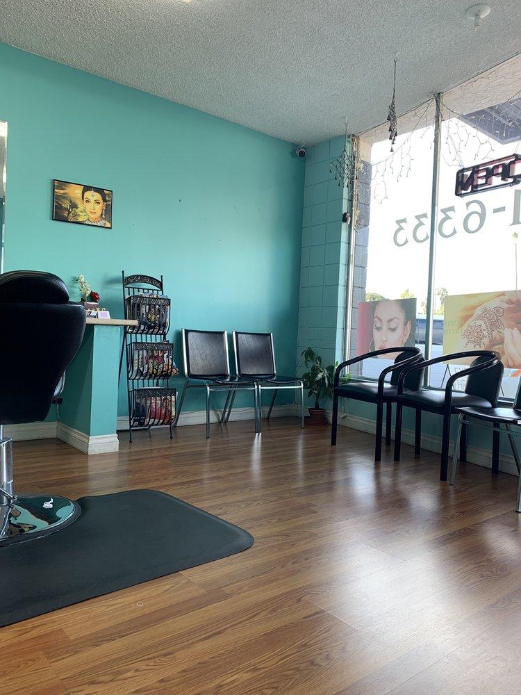 Sonali Threading Salon: 2212 W Whittier Blvd, La Habra, CA