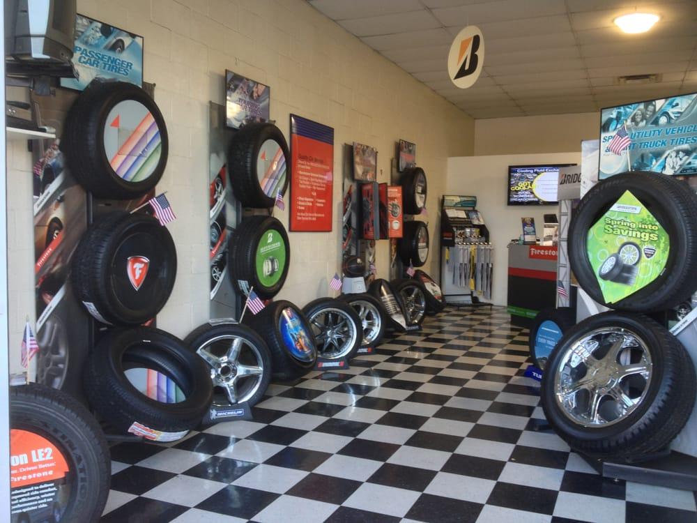 Firestone Tires Near Me >> Firestone La Canada Tire Center - 30 Reviews - Tires - 459 ...