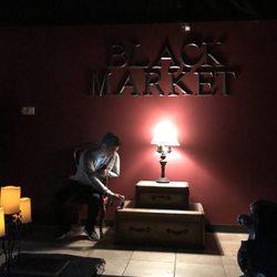 Black Market Escape Rooms - 76 Photos & 100 Reviews - Escape Games