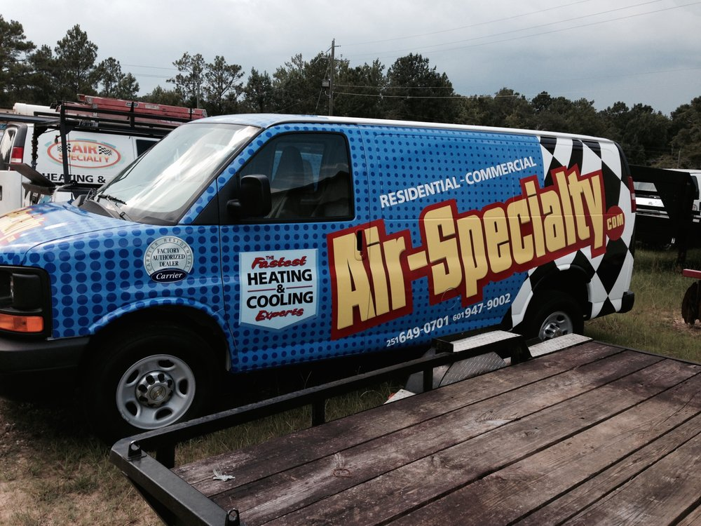 Air Specialty: 4440 McCrary Rd, Semmes, AL