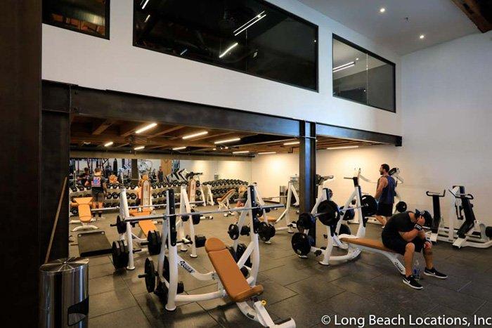 Olympix Fitness Long Beach