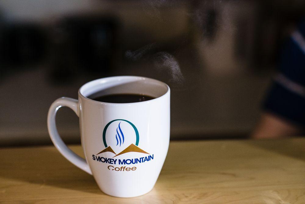 Smokey Mountain Coffee: 125 Randolph Rd, Oak Ridge, TN