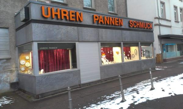 Pannen Horst Schmuck Heidelberger Str 75 Darmstadt Hessen