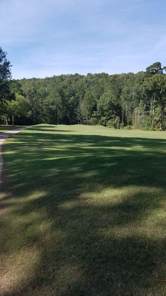Oak Mountain State Golf
