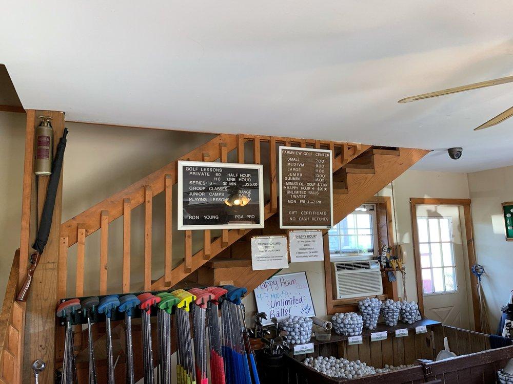 Social Spots from Farmview Golf Center