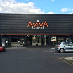 Cuisines AvivA - Kitchen & Bath - 205 bd Gustave Flaubert, Clermont ...
