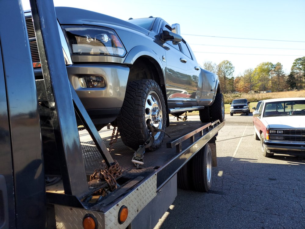 Towing business in Kings Mountain, NC