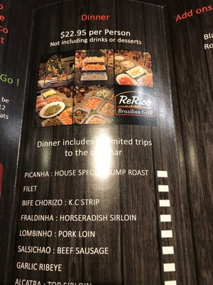 Travellers who viewed ReRico Brazilian Grill also viewed