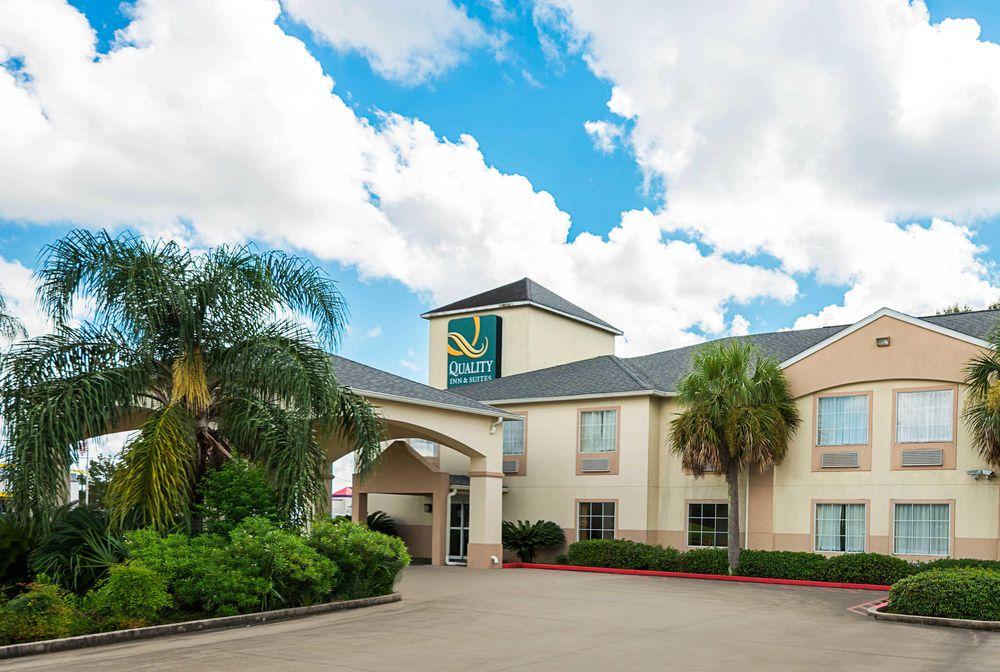 Quality Inn & Suites: 1819 Main St, Franklin, LA