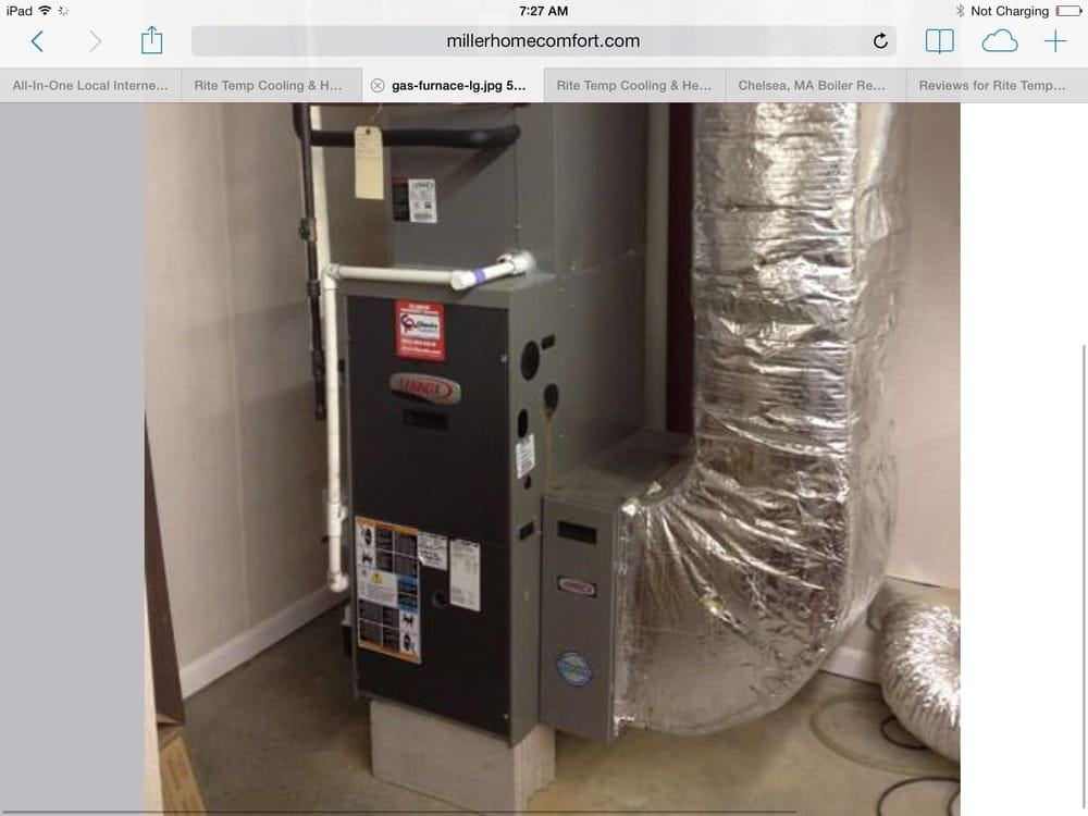 lennox natural gas furnace. 34 photos for rite temp cooling \u0026 heating lennox natural gas furnace