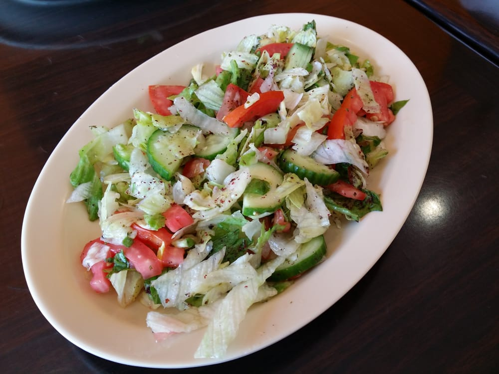 mediterranean salad yelp