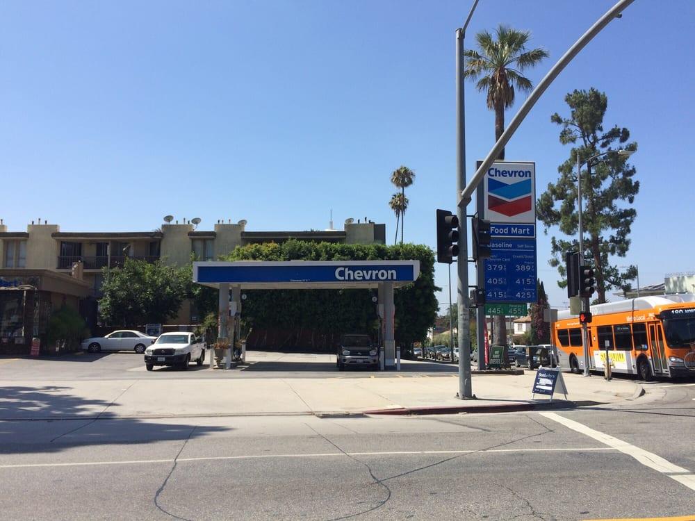 Chevron Station Near Me >> Los Feliz Chevron Station - 15 Photos & 25 Reviews - Gas ...