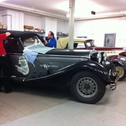 Technische Restaurationen Werner Zinke - Auto Repair - Am Bach 3 ...