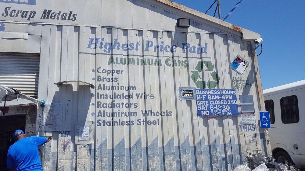 Action Metal Recycling - 14 Photos & 22 Reviews - Recycling Center ...