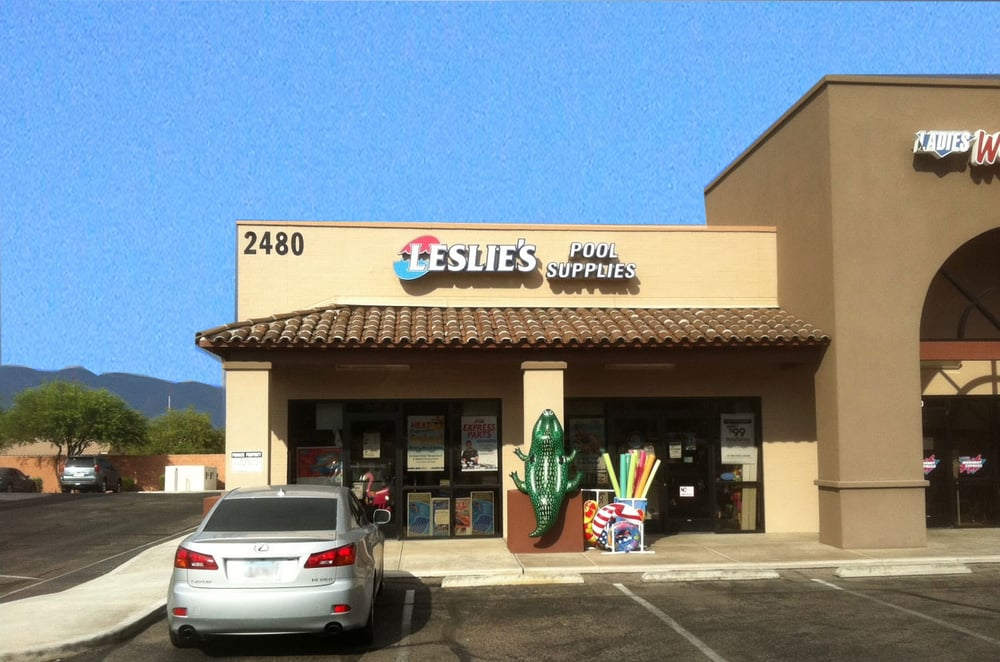 Leslie S Swimming Pool Supplies Hot Tub Pool 2480 N Silverbell Rd Tucson Az United