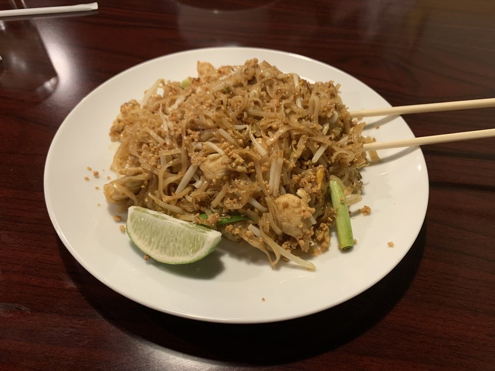 Sea Thai: 17903 Pierce Plz, Omaha, NE