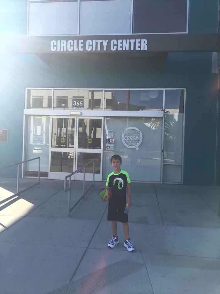Circle City Center: 365 N Main St, Corona, CA