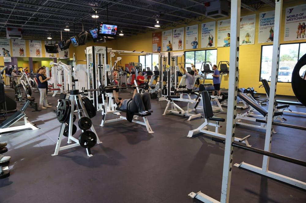 Northwest Hillsborough Family YMCA: 8950 W Waters Ave, Tampa, FL