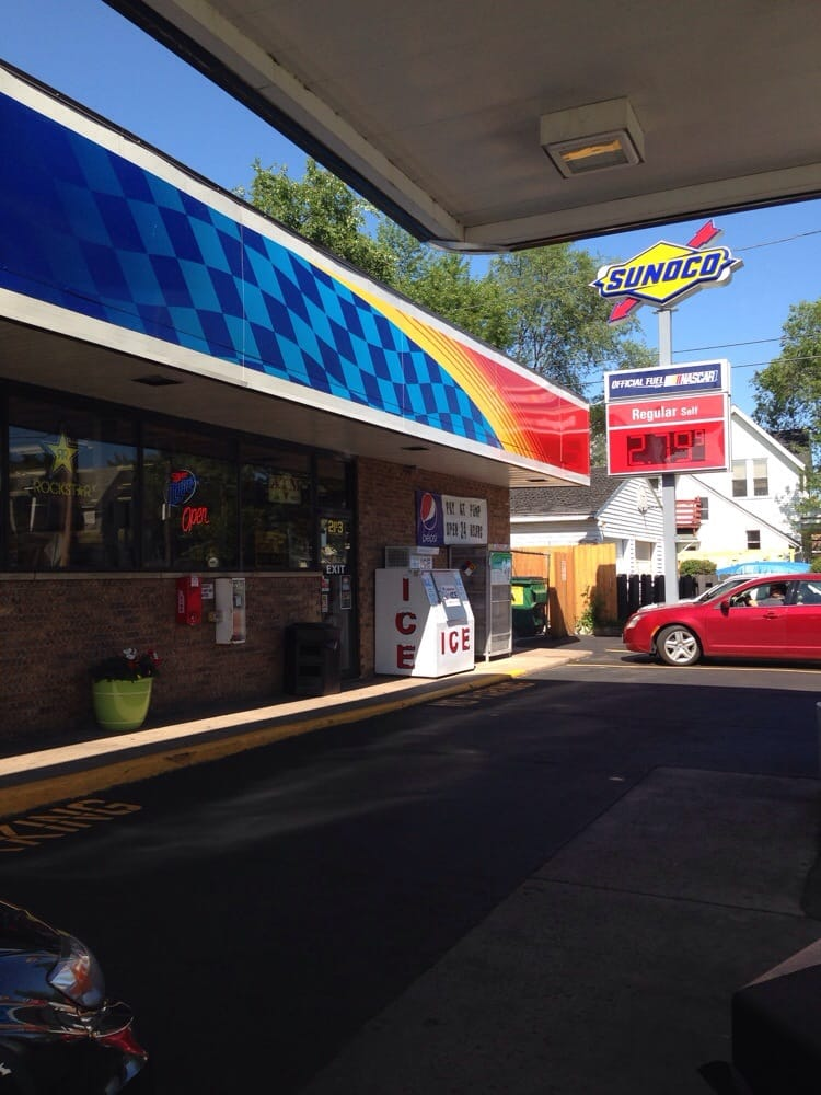 Sunoco - Gas Stations - 1401 Birch St, Eau Claire, WI ...