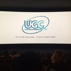UGC Ciné Cité Internationale - Lyon, France. Séance spéciale label des spectateurs !