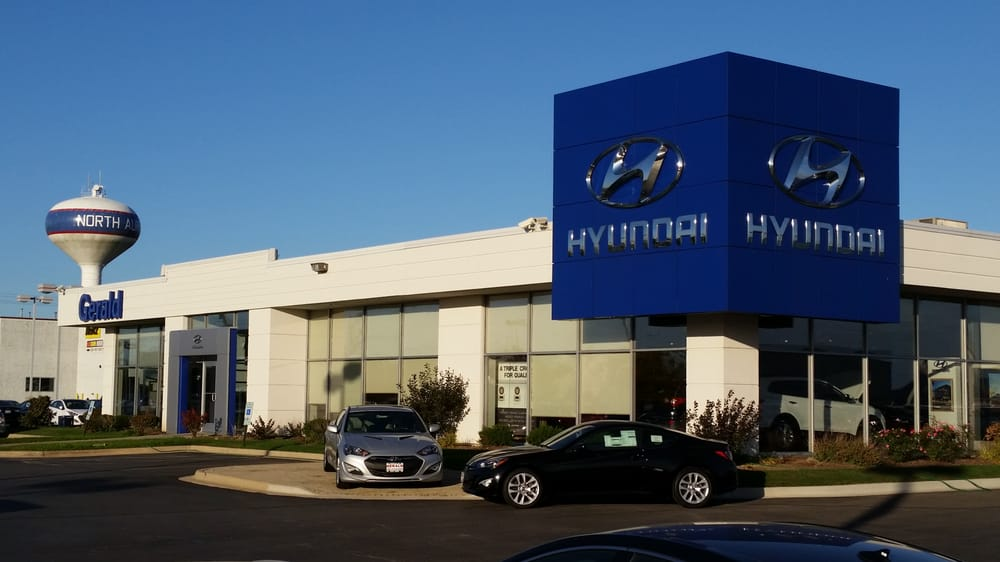 Gerald Hyundai 12張相片及52篇評語 汽車經銷商 209 Hansen Blvd