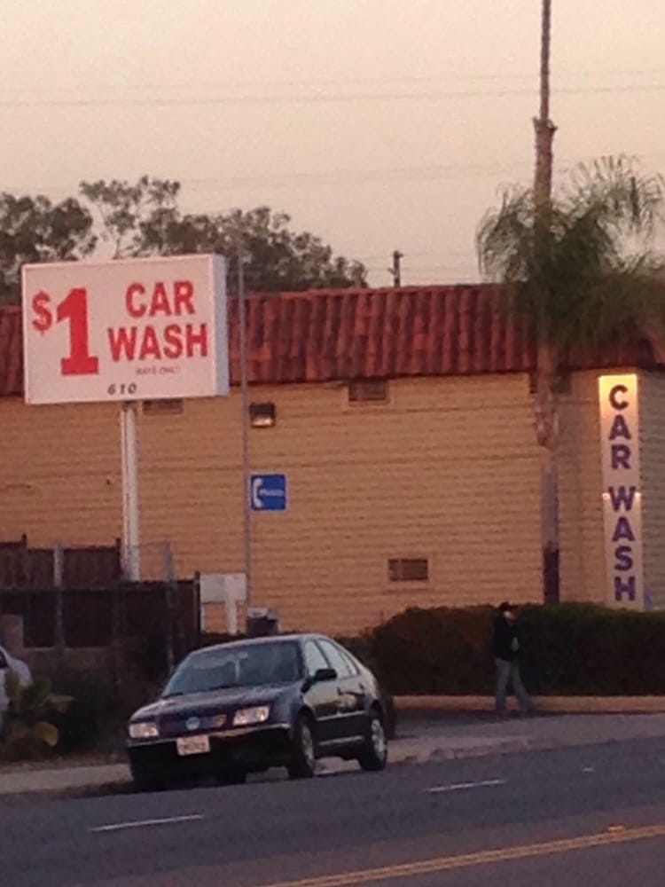 Car Wash Escondido