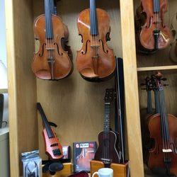 Field Violin Workshop - 15 Photos - Musical Instruments