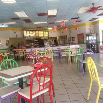 Photo Of Del Taco   Phoenix, AZ, United States. Store Inside Part 40