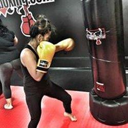 Kickboxing lubbock