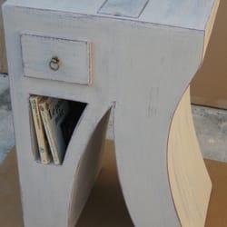photo of meuble en carton marie krtonne bdarrides vaucluse france