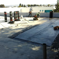 Photo Of Ace Roofing   San Francisco, CA, United States. Before   Warehouse