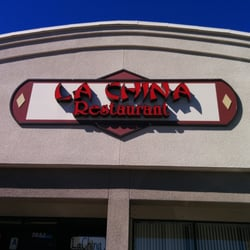 La China Restaurant El Cajon Ca