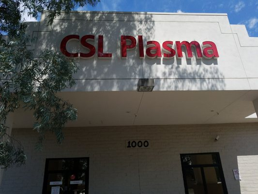 CSL Plasma Services 1000 E Broadway Rd Tempe, AZ Blood Banks