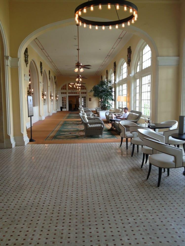 Spa At Hotel Galvez
