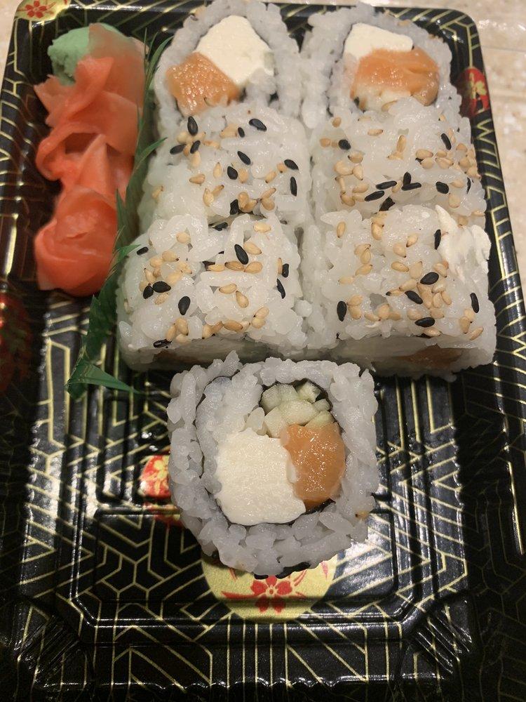 Jin's Asian Cuisine: 36 Queen City Dr, Cumberland, MD