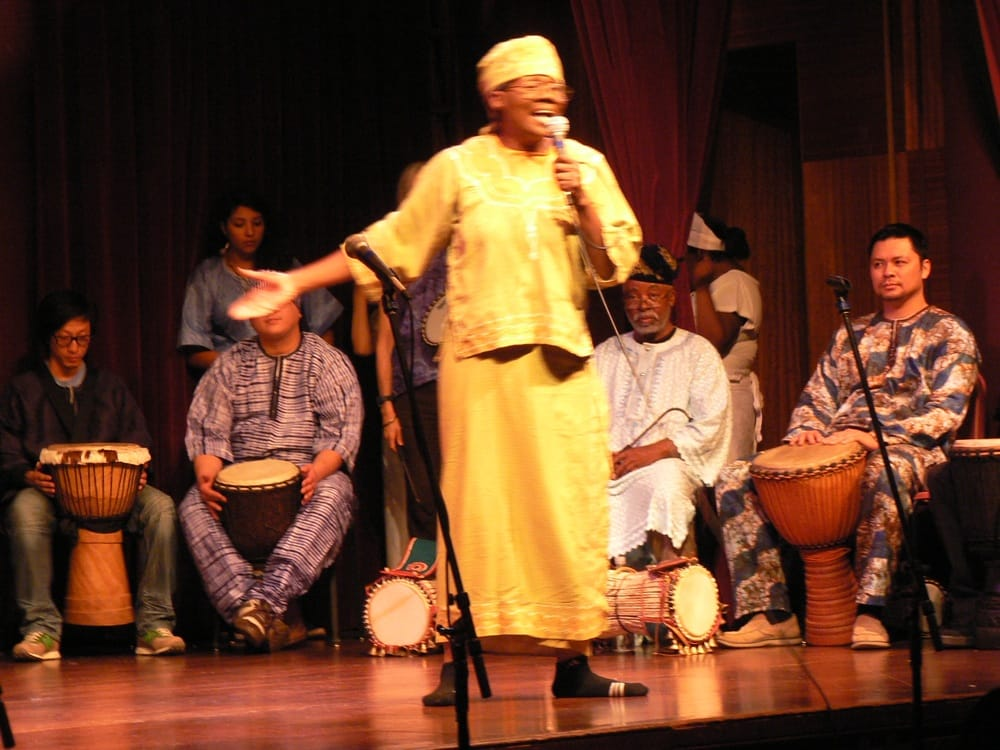 Francis Awe African Drum and Dance: 4210 Panamint St, Los Angeles, CA