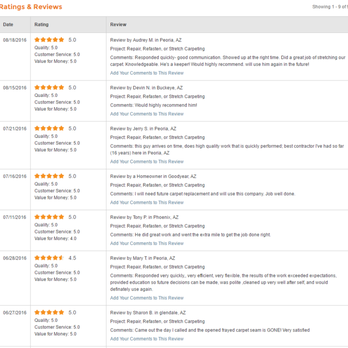 HomeAdvisor reviews - Yelp