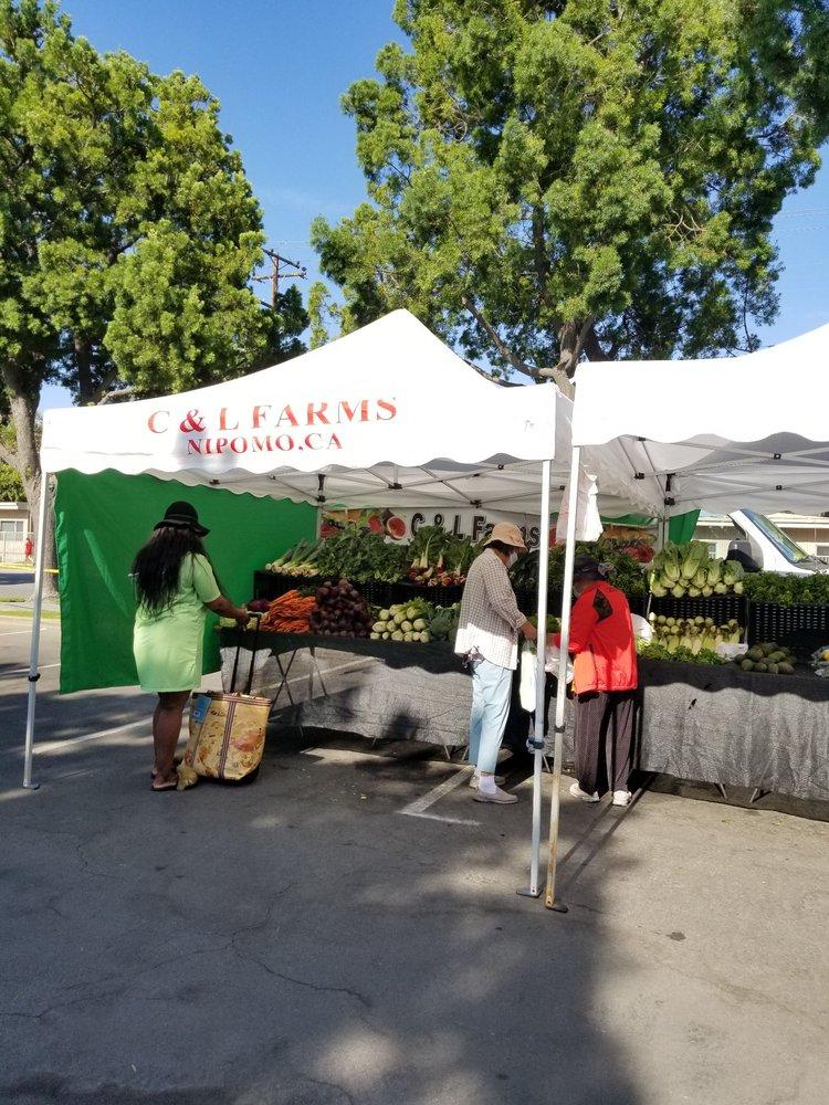 Bellflower Farmer's Market: 16614 Clark Ave, Bellflower, CA
