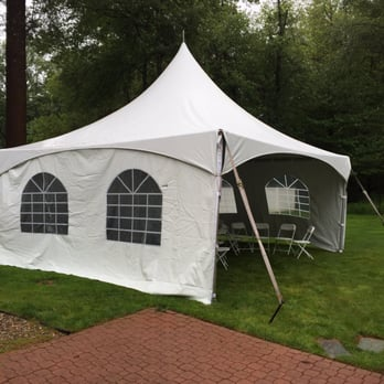 Beau Photo Of Backyard Tent Rental   Watertown, MA, United States. 20x20 Tent  With